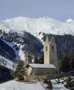 Unterwegs in Bernina-Express