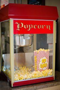Popcorn schweiz salzig